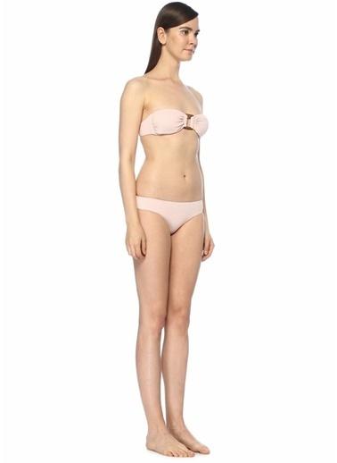 Melissa Odabash Straplez Bikini Takım Pembe